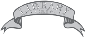 library-cafe Logo