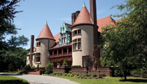 Photo of Chateau at Coindre Hall