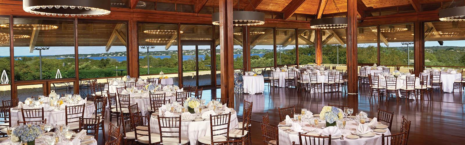 Wedding At 360 Montauk Downs 2