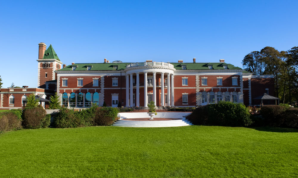 View Photo #12   Stunning Lawn View Of Bourne Mansion