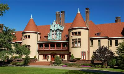 View Photo #2 - Exterior view of Chateau at Coindre Hall