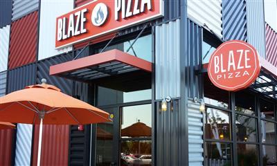 View Photo #3 - Blaze Pizza exterior