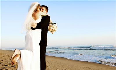 View Photo #5 - Bride and groom hugging