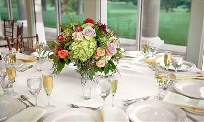 View Photo #9 - Flower centerpiece