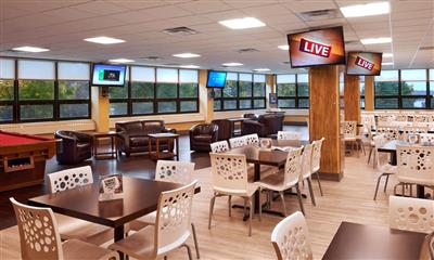 View Photo #18 - Student dining area
