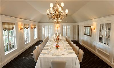 View Photo #17 - Private party room