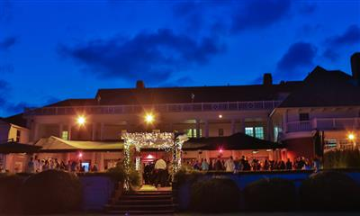 View Photo #9 - Evening wedding reception