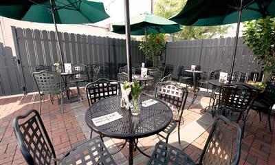 View Photo #5 - Outdoor seating