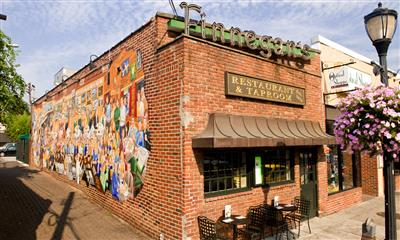 View Photo #9 - Outdoor view of Finnegan's Restaurant and Taproom