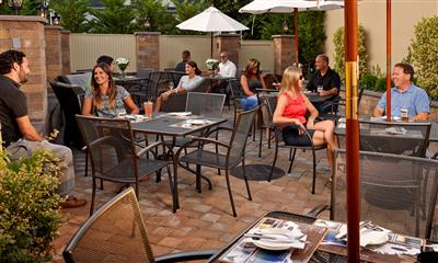 View Photo #4 - Outdoor patio seating