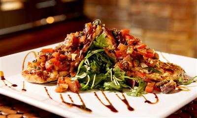 View Photo #22 - Chicken Bruschetta