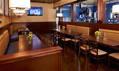 View Photo #9 - Restaurant dining area