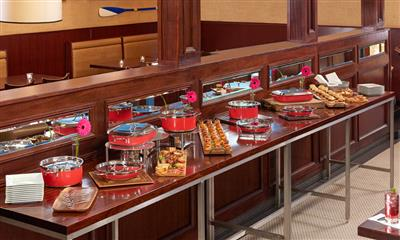 View Photo #23 - Buffet style dining