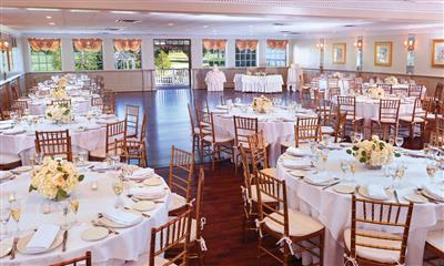 View Photo #2 - Elegant view of the reception hall