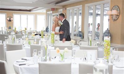 View Photo #7 - Bride kissing groom
