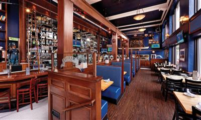 View Photo #5 - Library restaurant tables