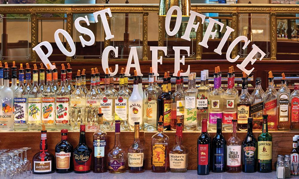 Post Office Café