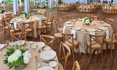 View Photo #2 - Wedding reception room