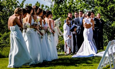 View Photo #5 - Wedding party