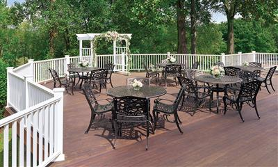 View Photo #7 - Outdoor Patio Overlooking the Nissequogue River