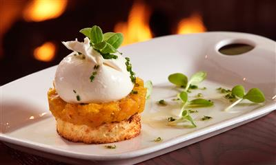 View Photo #6 - Buratta By The Fireplace