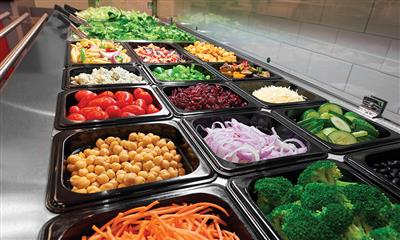 View Photo #3 - Fresh Salad Bar