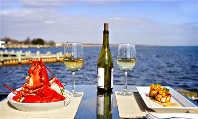 View Photo #16 - Lobster and Crab Cakes Waterside