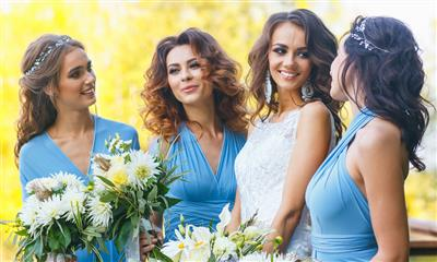 View Photo #16 - Bridesmaids