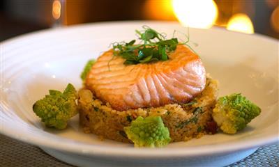 View Photo #6 - Cedar Roasted Scottish Salmon