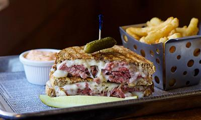 View Photo #14 - Reuben Sandwich