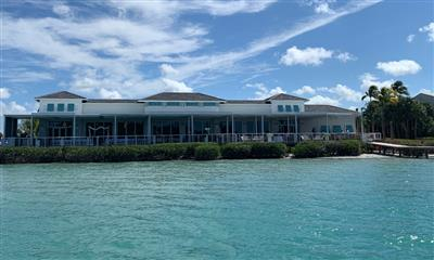 View Photo #3 - View of Pelican Club from Boat