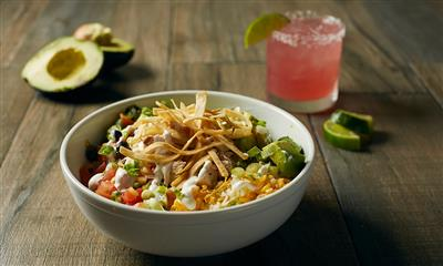 View Photo #15 - Burrito Bowl and Margarita