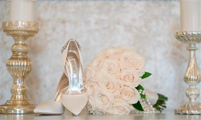 View Photo #17 - Bride's Shoes