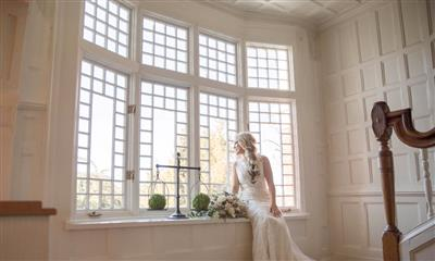 View Photo #6 - Bride on Staircase
