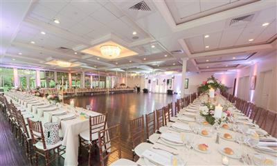 View Photo #9 - Unique Ballroom Setup