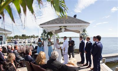 View Photo #2 - Ceremony On The Water