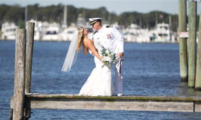 View Photo #3 - Couple on Dock