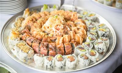 View Photo #15 - Sushi Platter