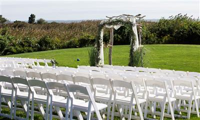 View Photo #4 - Outdoor Ceremony with Chairs