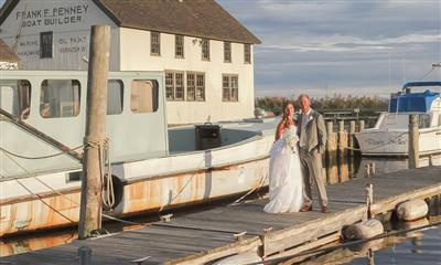 View Photo #5 - Couple on Dock