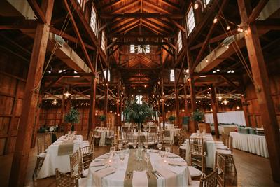 View Photo #1 - Barn Ballroom