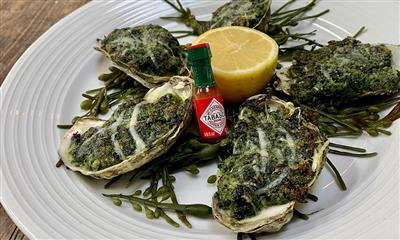 View Photo #10 - Oysters Rockefeller