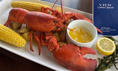 View Photo #1 - Steamed Lobster
