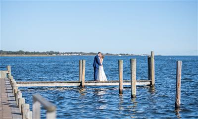 View Photo #12 - Couple on the Dock