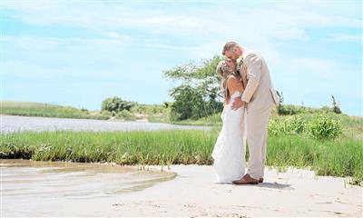 View Photo #7 - Wedding Couple on the Beach