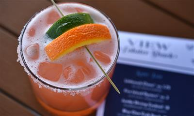 View Photo #17 - Blood Orange Margarita