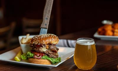 View Photo #11 - Double Burger