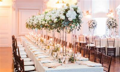 View Photo #10 - Long Table Grand Ball Room