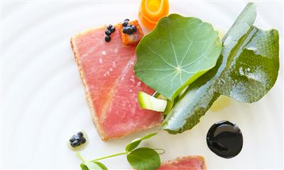 View Photo #12 - Tuna with greens