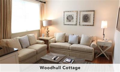 View Photo #7 - Woodhull cottage master suite